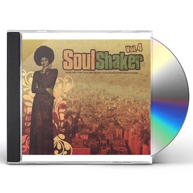 Soulshaker 4 / Various CD