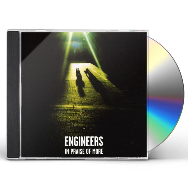 Engineers IN PRAISE OF MORE CD
