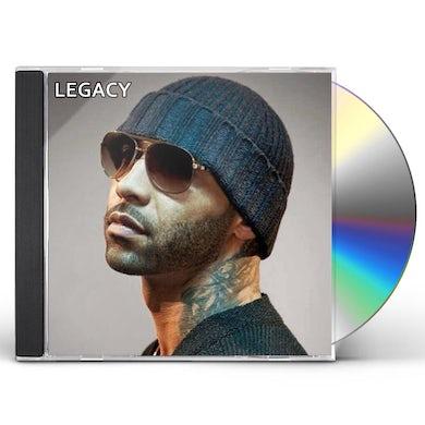 Joe Budden LEGACY CD