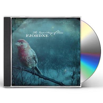 Fjordne LAST 3 DAYS OF TIME CD