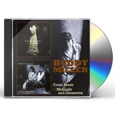 Buddy Miller CRUEL MOON / MIDNIGHT & LONESOME CD