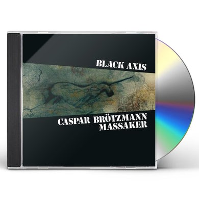 BLACK AXIS CD