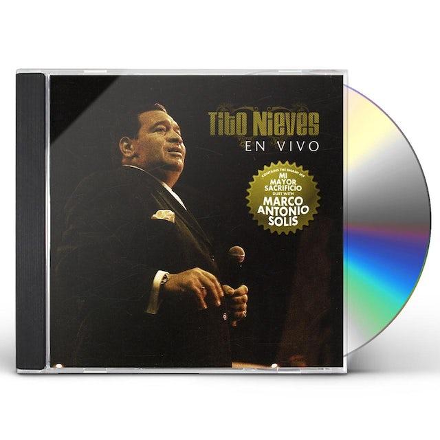 Tito Nieves EN VIVO CD