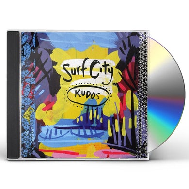 Surf City KUDOS CD