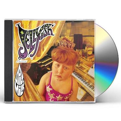 Jellyfish SPILT MILK CD