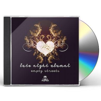 Late Night Alumni EMPTY STREETS CD