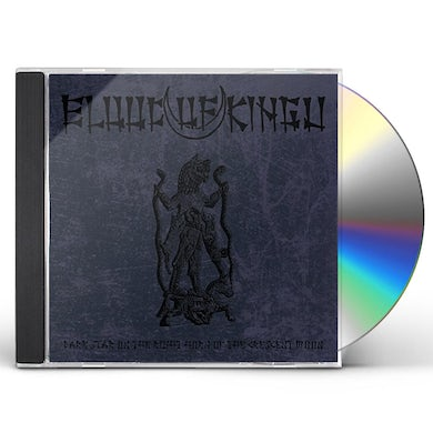 Blood Of Kingu DARK STAR ON THE RIGHT HORN OF THE CRESCENT MOON CD