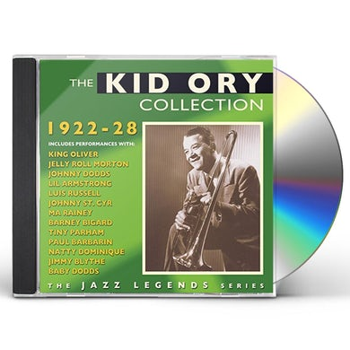 Kid Ory COLLECTION 1922-28 CD