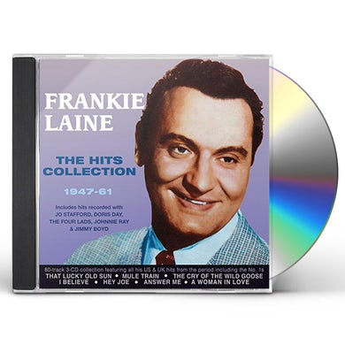 Frankie Laine HITS COLLECTION 1947-61 CD