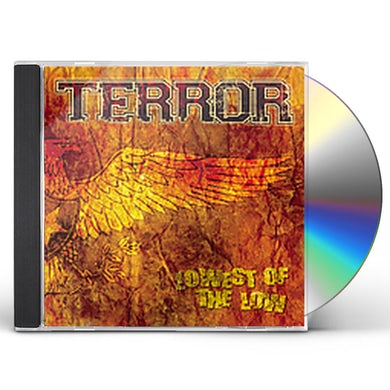 Terror LOWEST OF THE LOW CD