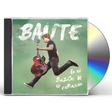 Carlos Baute EN EL BUZON DE TU CORAZON CD