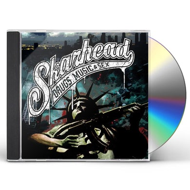 Skarhead DRUGS MUSIC & SEX CD