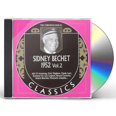 Sidney Bechet 1952: 2 CD