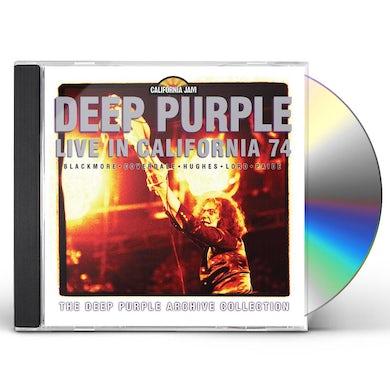 Deep Purple CAL JAM 1974 CD