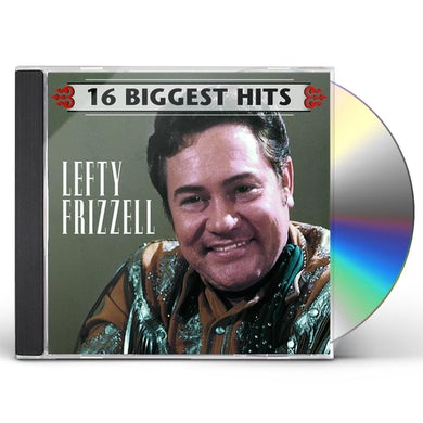 Lefty Frizzell 16 BIGGEST HITS CD