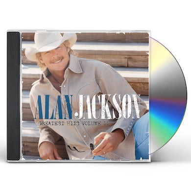 Alan Jackson GREATEST HITS 2: & SOME OTHER STUFF CD
