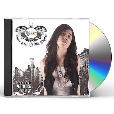 Tippy COME FEEL MY RHYTHM CD
