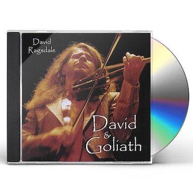 David Ragsdale DAVID & GOLIATH CD