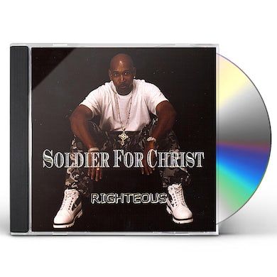 Righteous SOLDIER FOR CHRIST CD