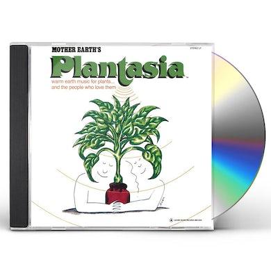 Mort Garson MOTHER EARTH'S PLANTASIA CD