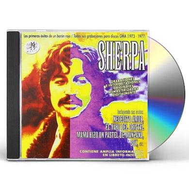 Sherpa TODAS SUS GRABACIONES EN DISCOS GMA CD