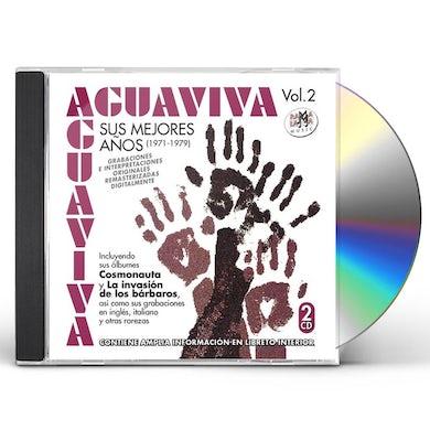 Aguaviva SUS MEJORES ANOS VOLUMEN 2 CD