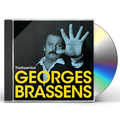 Georges Brassens HIGHLIGHTS FROM 1952-1962 (SIX COMPLETE LPS & MORE CD