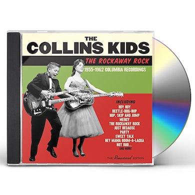 Collins Kids ROCKAWAY ROCK 1955-1962 COLUMBIA RECORDINGS CD