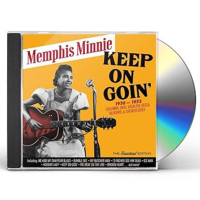 KEEP ON GOIN 1930-1953 (26 TRACKS) CD