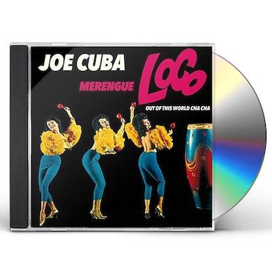 Joe Cuba MERENGUE LOCO CD