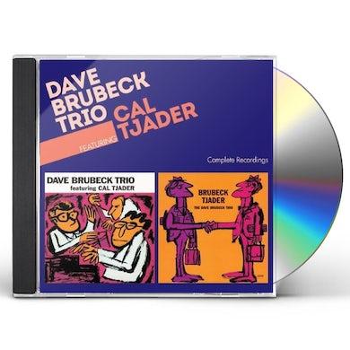 Dave Brubeck COMPLETE RECORDINGS + 2 BONUS TRACKS CD