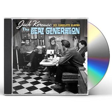 Jack Kerouac BEAT GENERATION: HIS COMPLETE ALBUMS CD