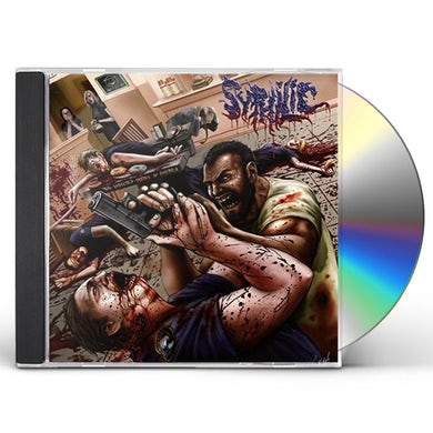 Syphilic INDICTED STATES OF AMERICA CD