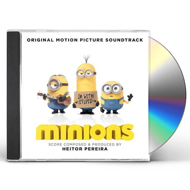 Heitor Pereira MINIONS / Original Soundtrack CD