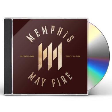Memphis May Fire UNCONDITIONAL CD