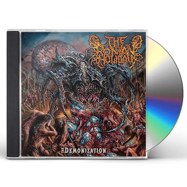 AHTME DEMONIZATION CD