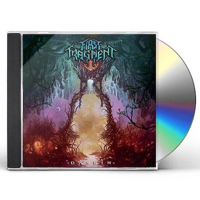 First Fragment DASEIN CD
