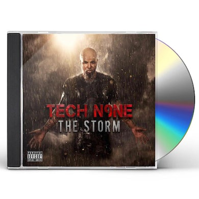 Tech N9Ne The Storm (2 CD)(Deluxe Edition) CD