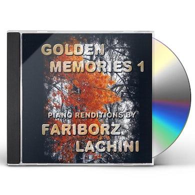Fariborz Lachini GOLDEN MEMORIES 1 CD