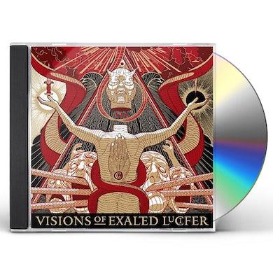CIRITH GORGOR VISIONS OF EXALTED LUCIFER CD
