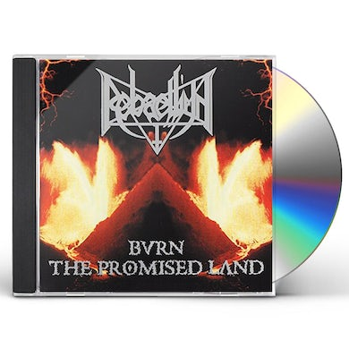 REBAELLIUN BURN THE PROMISED LAND CD