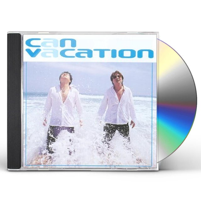 Can VACATION CD
