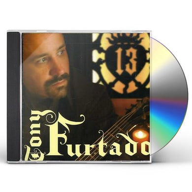 Tony Furtado THIRTEEN CD