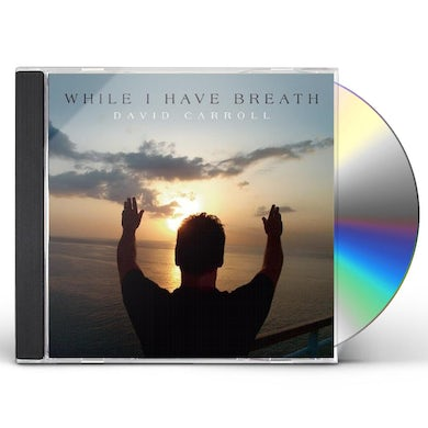 WHILE I HAVE BREATH CD