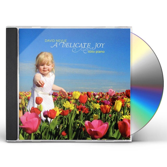 David Nevue DELICATE JOY CD
