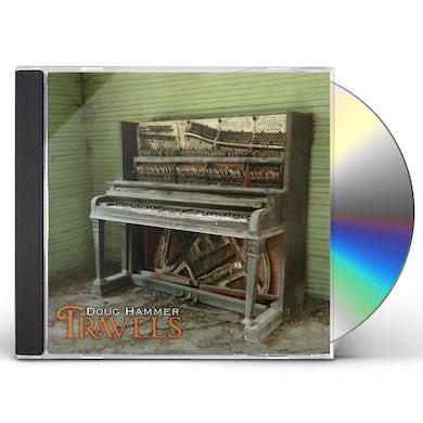 Doug Hammer TRAVELS CD