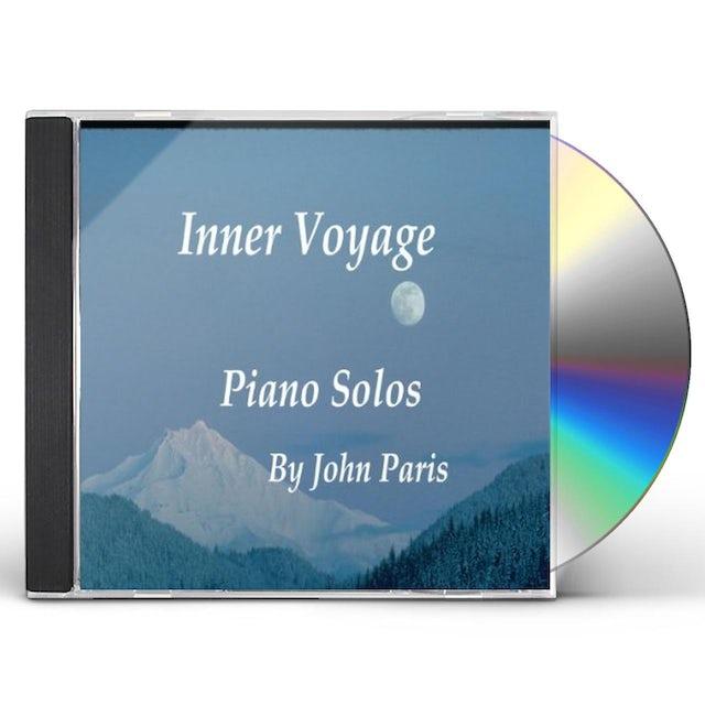 John Paris INNER VOYAGE CD
