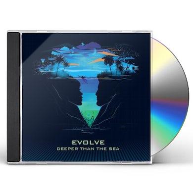 Evolve DEEPER THAN THE SEA CD