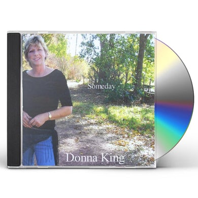 Donna King SOMEDAY CD