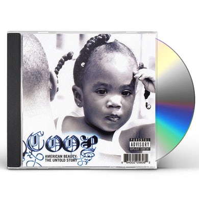 Coop AMERICAN BEAUTY: THE UNTOLD STORY CD